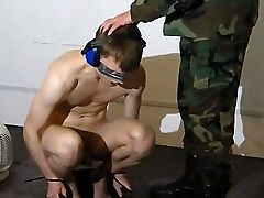 BDSM, Bondage, Choking Sex, Couple, Domination, Gagging, Oral Sex, Torture, Uniform,