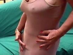 Big Clit, Masturbation, MILF, Nipples,