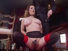 BDSM, Bondage, From Behind, HD, Rough, Submissive, Ugly,