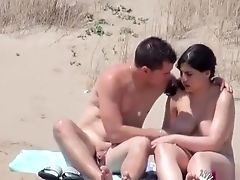 Beach, Public, Swinger,